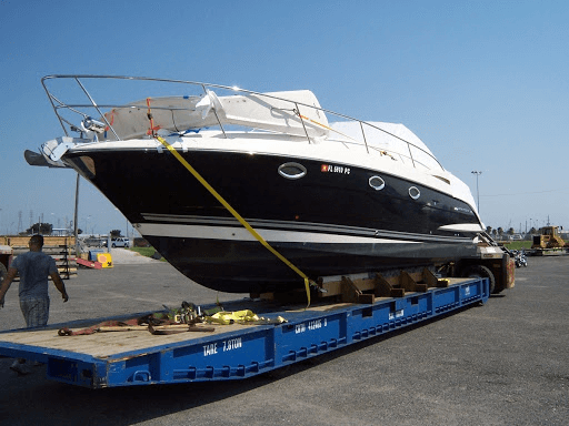 International Boat Shipping Services