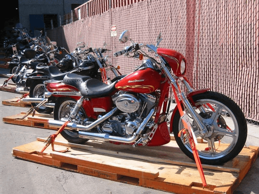International Motorcycle Shipping Services